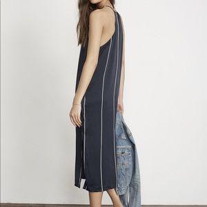 NWT Faithfull The Brand Blanc Midi Dress